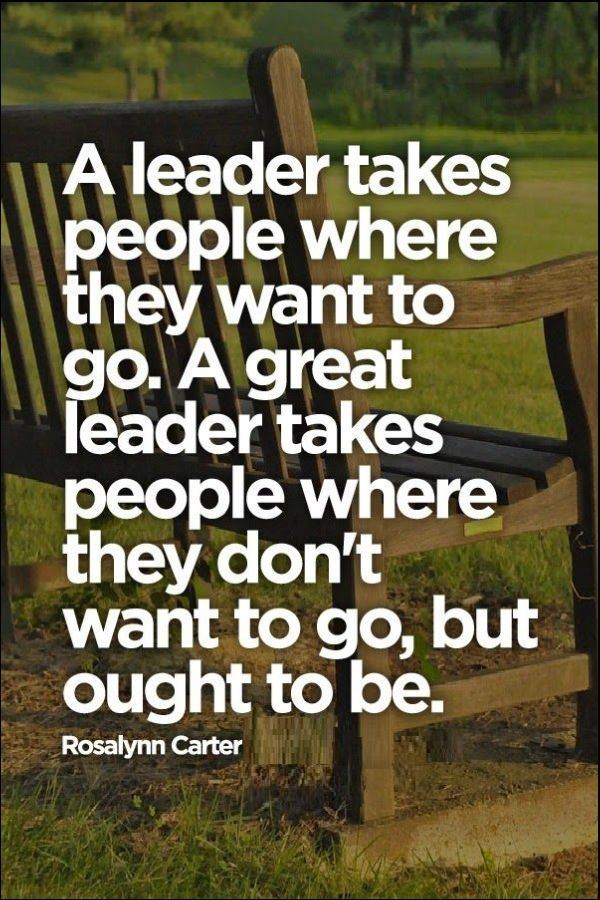 christian leadership quotes