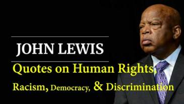 Top 40+ John Lewis Quotes For Best Motivation And Inspiration In Life
