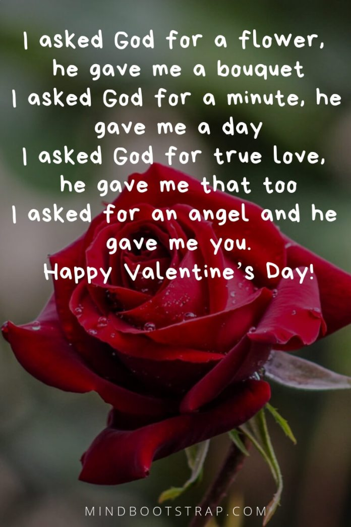 Happy Valentine's Day Quotes and Messages