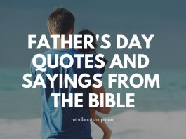 Father's Day Quotes and Sayings from the Bible