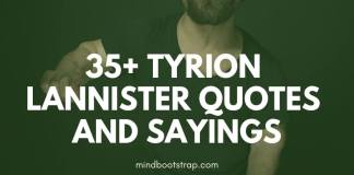 Tyrion Lannister Quotes & Sayings