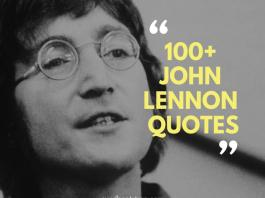 Best John Lennon Quotes and Sayings