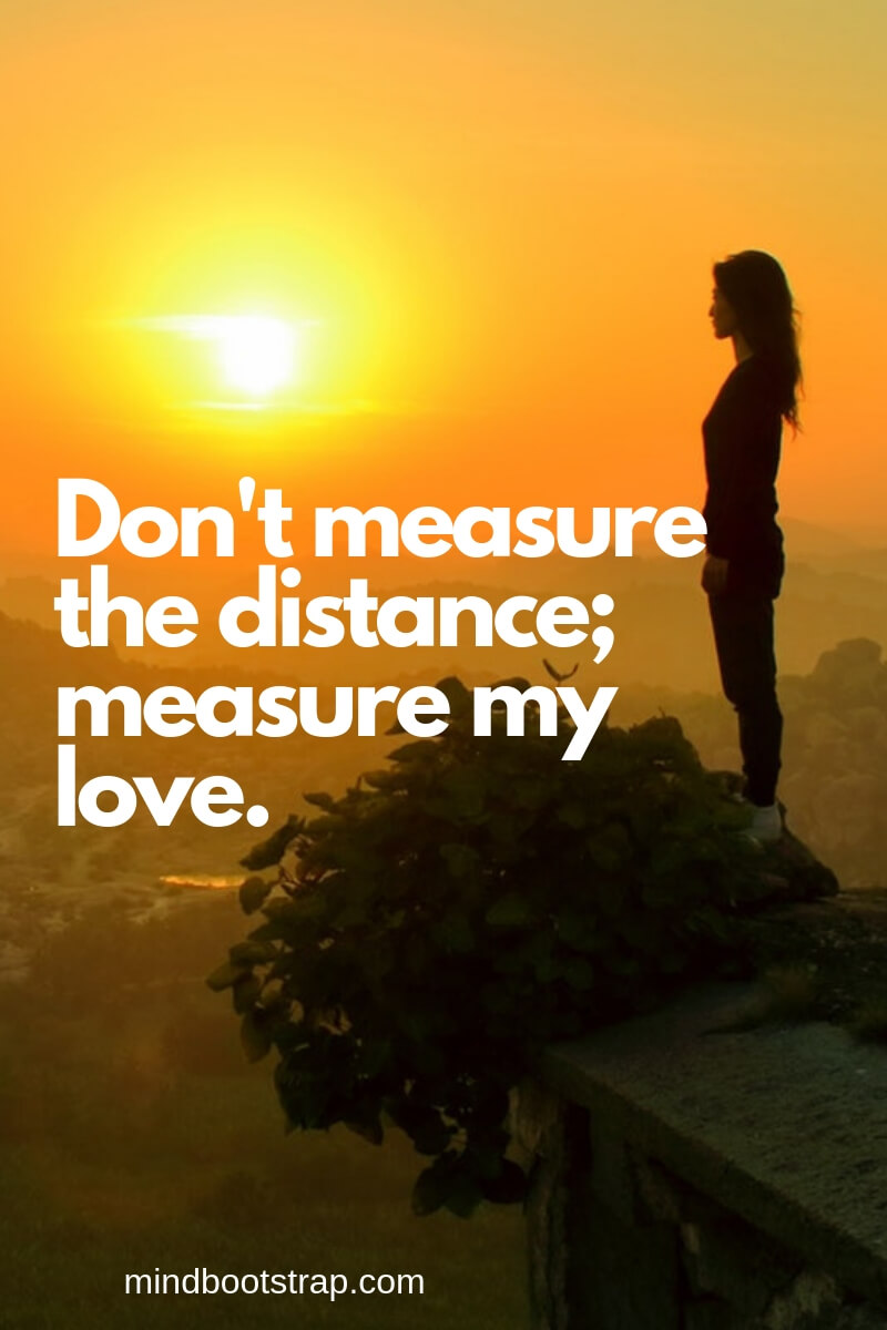 70+ Best Long Distance Relationship Quotes (With Images)