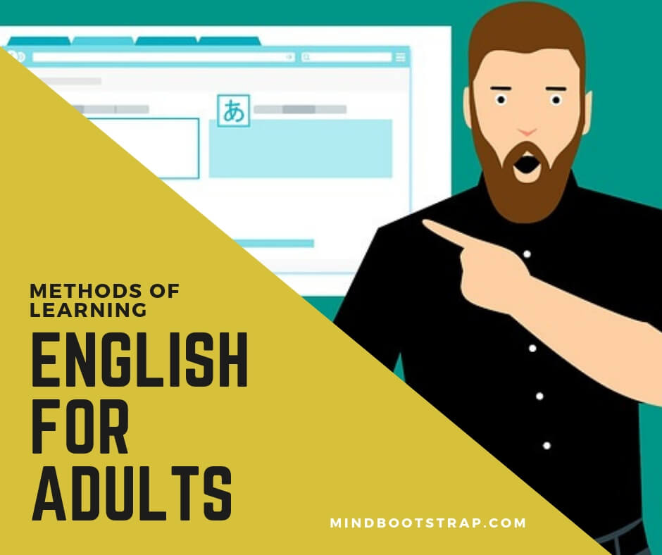 Methods of Learning English for Adults