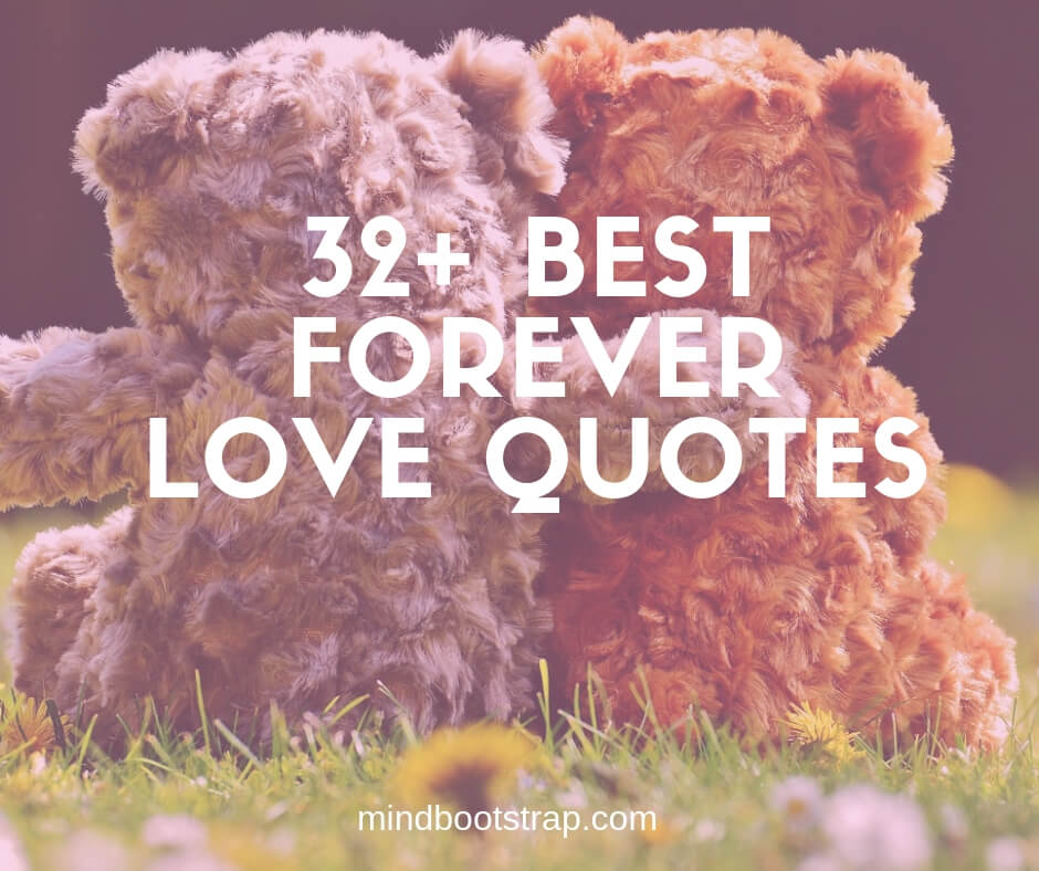 32+ Deep Forever Love Quotes and Sayings From The Heart