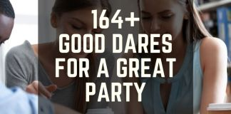 Good dares for truth or dare game