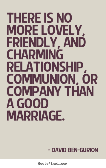 There No More Lovely Friendly And Charming Relationship