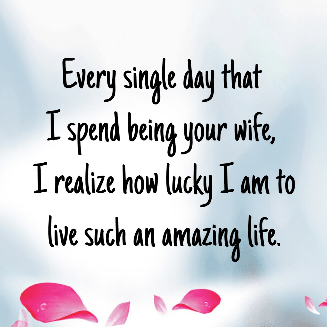 Husband Happy Birthday Love Quotes My