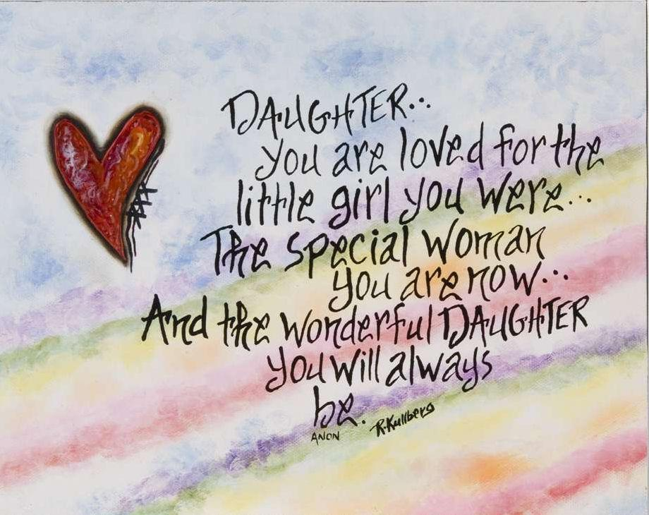 Quotes About Daughters