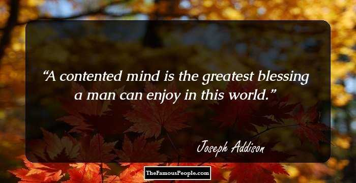 Image result for Joseph Addison