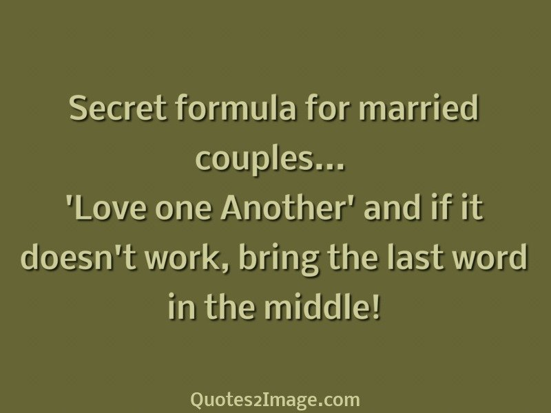 Good Cook Be Marriage Good Secret