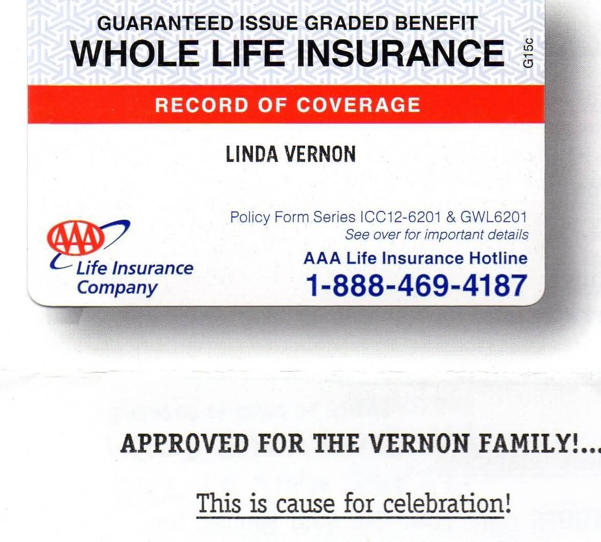 Aarp Insurance Quotes Brilliant Life Burial