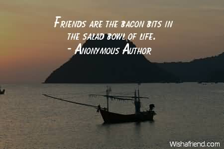 Anonymous Quotes About Friendship Extraordinary Anonymous Quotes About Friendship 17  Quotesbae