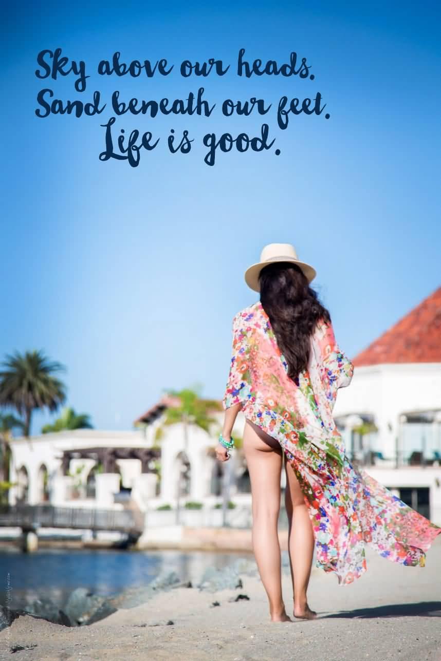 Beach Life Quotes 10