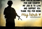 I Love You Military Quotes Meme Image 19
