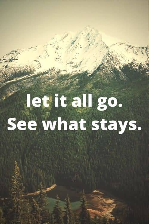 Let It Go Quotes Fascinating 25 Let It Go Quotes And Sayings Images Colletion  Quotesbae