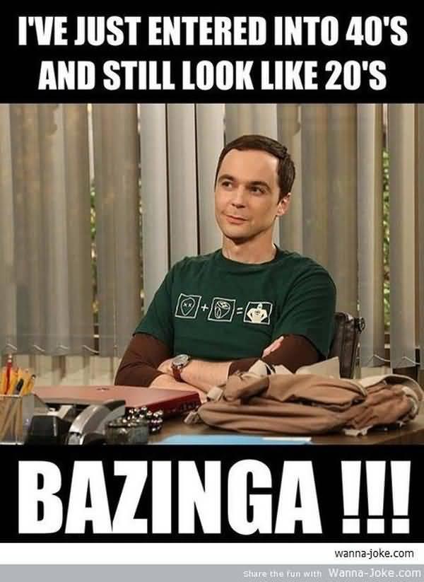 Best bazinga jokes pictures