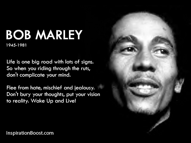 Bob Marley Quotes About Friendship Entrancing 20 Bob Marley Quotes About Friendship Photos  Quotesbae