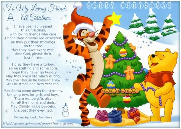 Amazing Christmas Quotes About Friendship 06
