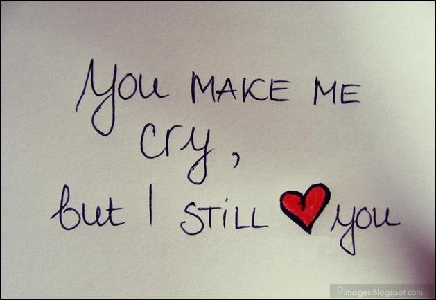 Crying Love Quotes Best Crying Love Quotes 15  Quotesbae