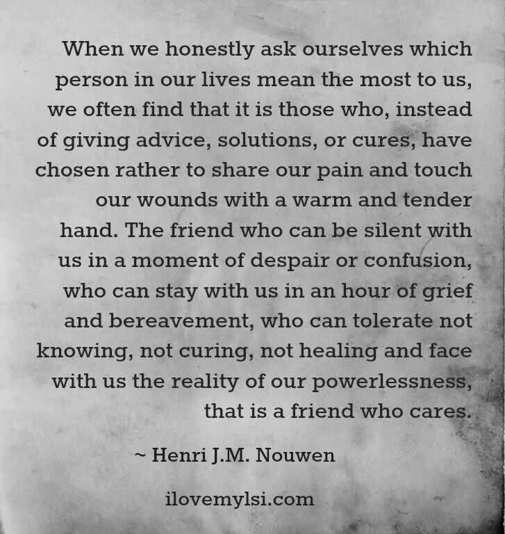 Deep Quotes About Friendship Stunning 20 Deep Quotes About Friendship And Sayings  Quotesbae