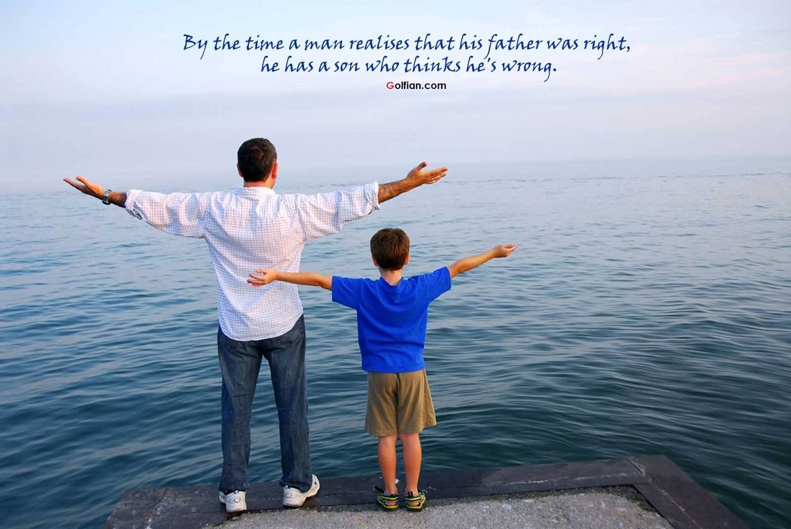 Father Son Love Quotes 07 Nice Look