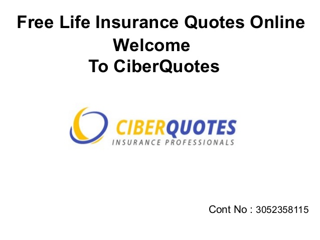 Free Life Insurance Quotes Online Enchanting Free Life Insurance Quotes Online 06  Quotesbae