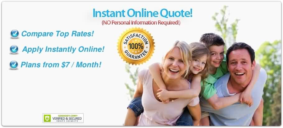 Free Term Life Insurance Quotes Endearing Free Term Life Insurance Quotes Instant 17  Quotesbae