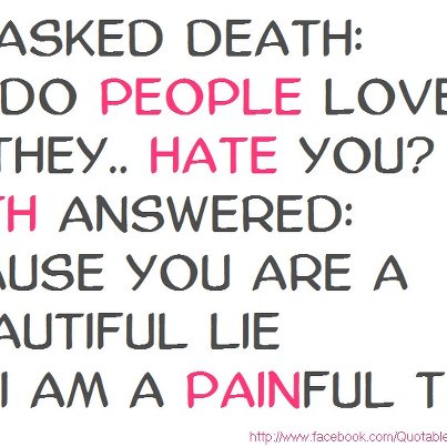 Quotes Death Amusing Great Quotes About Life And Death 06  Quotesbae