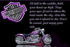 Beautiful Harley Davidson Love Quotes 05 Pictures