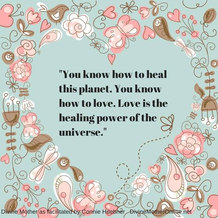 Genial Healing Love Quotes Impressive 20 Healing Love Quotes Sayings U0026 Pictures  Quotesbae