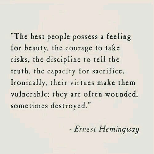 Hemingway Quotes On Love Mesmerizing 20 Hemingway Quotes On Love With Nice Posters  Quotesbae
