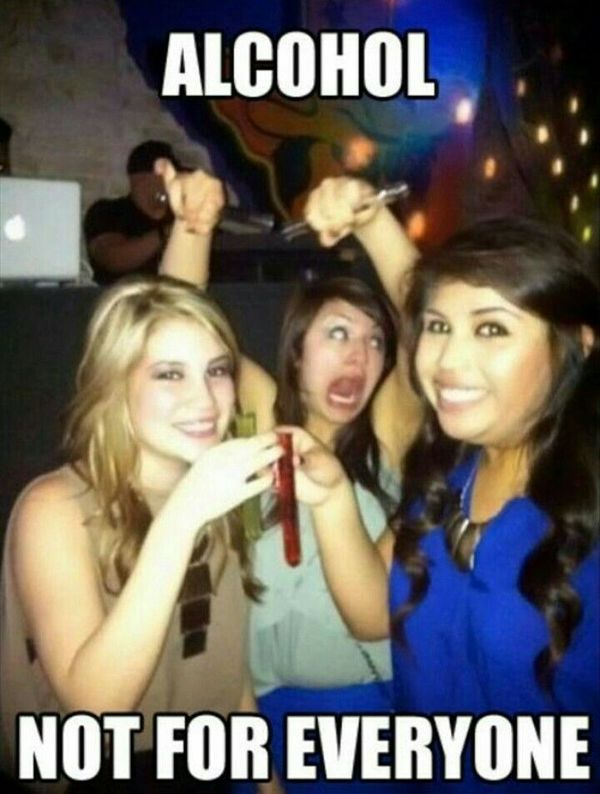 Hilarious funny drunk girl memes Picture