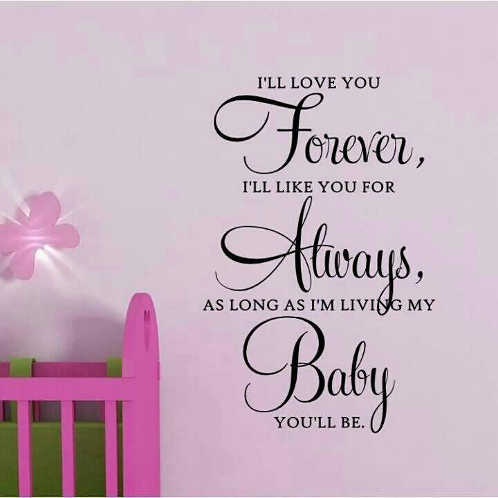 Love You Forever Book Quotes Cool I Ll Love You Forever Book Quotes 10  Quotesbae