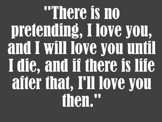 I Ll Love You Forever Quote Delectable I Ll Love You Forever Quote 07  Quotesbae