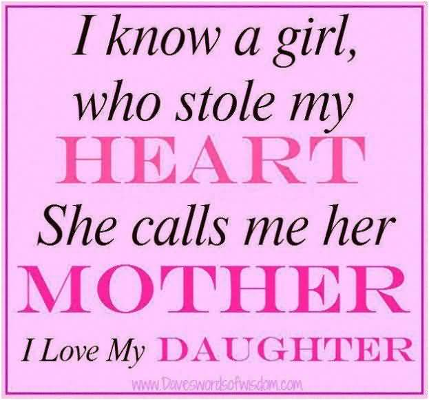 I Love My Daughters Quotes Mesmerizing 20 I Love My Daughters Quotes & Sayings  Quotesbae