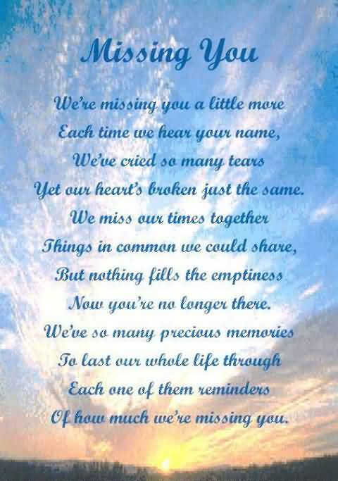 In Loving Memory Quotes 14