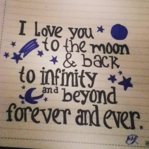 Infinity Love Quotes Adorable Infinity Love Quotes 06  Quotesbae
