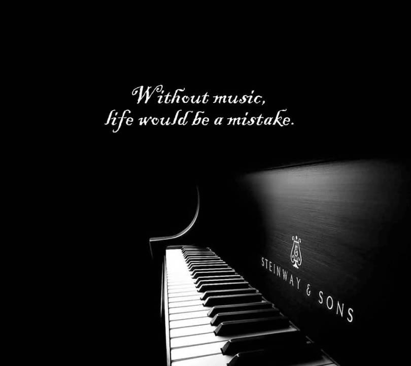 Inspirational Quotes About Music And Life Best 20 Inspirational Quotes About Music And Life  Quotesbae