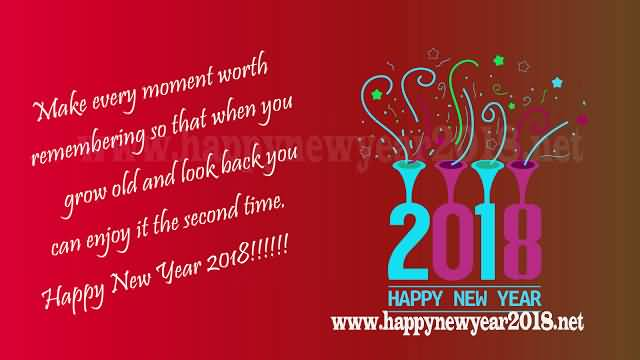 Exceptional 2018 New Year Quotes Sayings Image Picture Photo Wallpaper 14