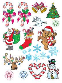 Christmas Tattoo Design Ideas Image Picture Photo 06