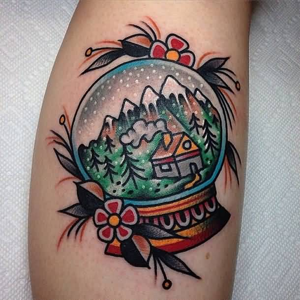 Christmas Tattoo Design Ideas Image Picture Photo 16