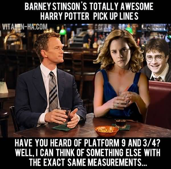 Funny barney stinson meme jokes