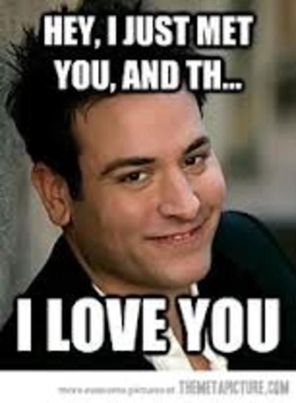 Hilarious ted mosby meme jokes