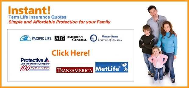 Instant Life Insurance Quote Amusing Instant Term Life Insurance Quotes 05  Quotesbae