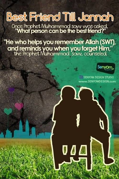 Islamic Quotes About Friendship 13