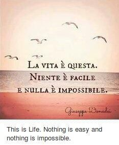 Italian Quotes About Life Amusing Italian Quotes About Life 11 Quotesbae