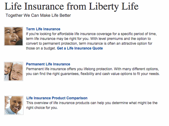 Looking For Life Insurance Quotes Impressive Liberty Mutual Life Insurance Quote 20  Quotesbae