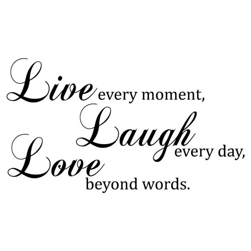 Live Laugh Love Quote Interesting 20 Live Laugh Love Quotes And Sayings Gallery  Quotesbae