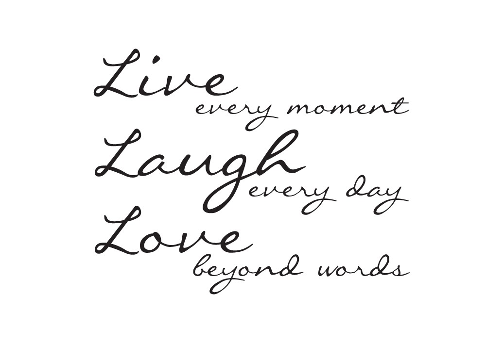 Live Laugh Love Quote Gorgeous Live Laugh Love Quotes 19  Quotesbae